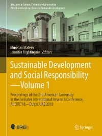 Cover Sustainable Development and Social Responsibility—Volume 1