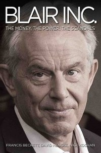 Cover Blair Inc - The Power, The Money, The Scandals