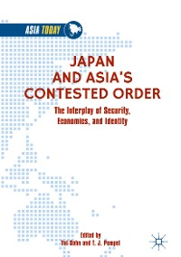 Cover Japan and Asia's Contested Order