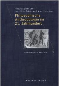 Cover Philosophische Anthropologie im 21. Jahrhundert