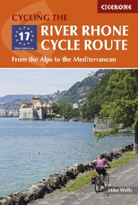 Cover The River Rhone Cycle Route