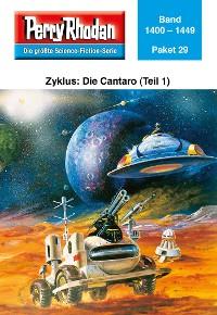 Cover Perry Rhodan-Paket 29: Die Cantaro (Teil 1)