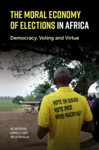 Cover Moral Economy of Elections in Africa