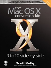 Cover The Mac OS X Conversion Kit