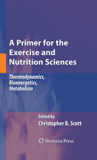 Cover A Primer for the Exercise and Nutrition Sciences