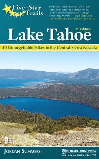 Cover Five-Star Trails: Lake Tahoe
