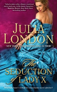 Cover Seduction of Lady X