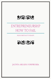 Cover ENTREPRENEURSHP: HOW TO FAIL