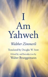 Cover I Am Yahweh
