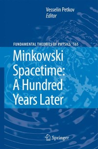 Cover Minkowski Spacetime: A Hundred Years Later