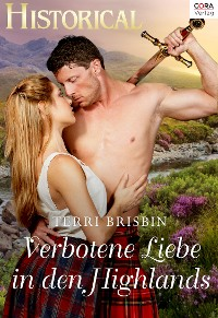 Cover Verbotene Liebe in den Highlands