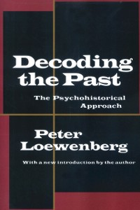 Cover Decoding the Past