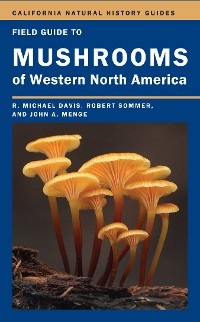 Cover Field Guide to Mushrooms of Western North America