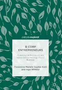 Cover B Corp Entrepreneurs