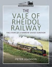 Cover Vale of Rheidol Railway
