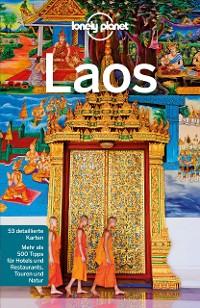 Cover Lonely Planet Reiseführer Laos