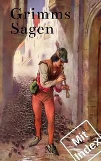 Cover Grimms Sagen