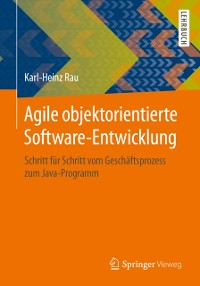 Cover Agile objektorientierte Software-Entwicklung