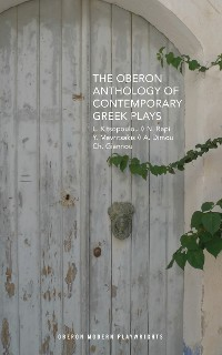 Cover The Oberon Anthology of Contemporary Greek Plays
