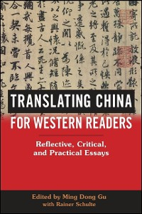Cover Translating China for Western Readers