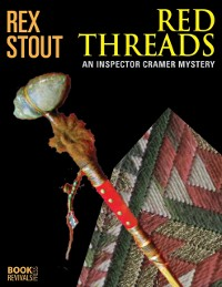 Cover Red Threads: An Inspector Cramer Mystery