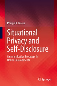 Cover Situational Privacy and Self-Disclosure