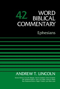 Cover Ephesians, Volume 42