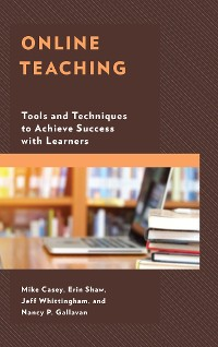 Cover Online Teaching