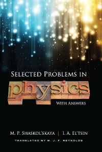 Cover Selected Problems in Physics with Answers