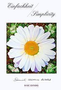 Cover Einfachheit / Simplicity