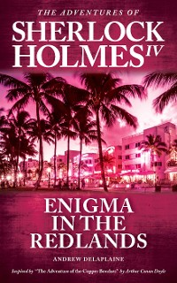 "Cover Enigma in the Redlands - Inspired by ""The Adventure of the Copper Beeches"" by Arthur Conan Doyle"