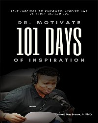 Cover Dr. Motivate 101 Days of Inspiration