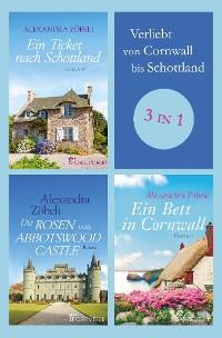 Cover Verliebt von Cornwall bis Schottland