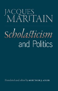Cover Scholasticism and Politics