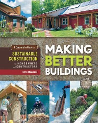 Cover Making Better Buildings