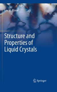 Cover Structure and Properties of Liquid Crystals