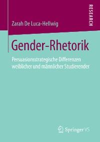 Cover Gender-Rhetorik