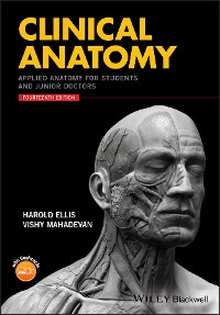 Cover Clinical Anatomy