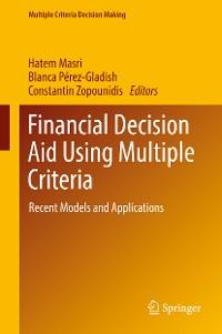 Cover Financial Decision Aid Using Multiple Criteria