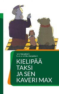 Cover Kielipää Taksi ja sen kaveri Max