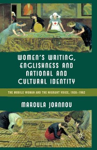 Cover Women's Writing, Englishness and National and Cultural Identity