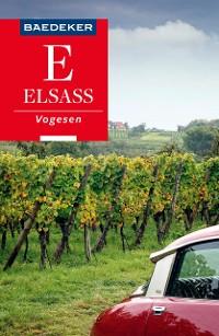 Cover Baedeker Reiseführer Elsass, Vogesen