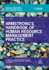 Cover Armstrong's Handbook of Human Resource Management Practice