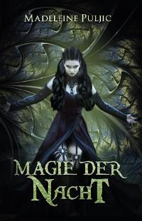 Cover Magie der Nacht