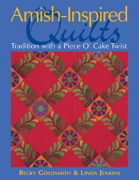 Cover Amish-Inspired Quilts