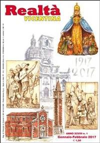 Cover Realtà Vicentina Gennaio Febbraio 2017