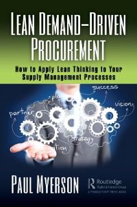 Cover Lean Demand-Driven Procurement