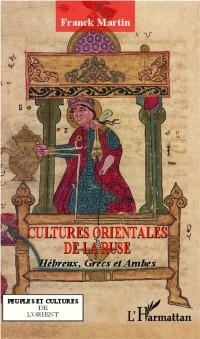 Cover Cultures orientales de la ruse
