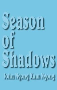 Cover Season of Shadows