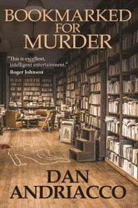 Cover Bookmarked For Murder